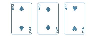Trio/Trail/Three of a kind