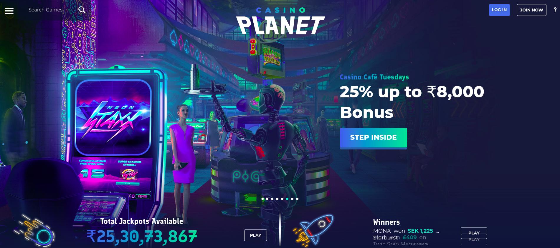 casino-planet-screenshot